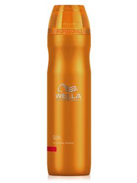 Wella WP Sun Шампунь для тела и волос