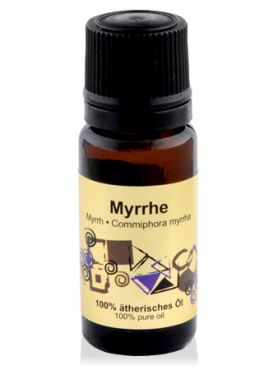Styx Эфирное масло Мирра
