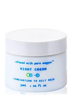 Oxygen Botanicals Night Cream Ночной крем для жирной кожи