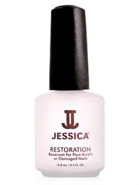 Jessica Базовое покрытие для поврежденных ногтей