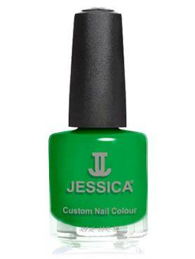 Jessica Mint Mojito Green тон 680 Лак для ногтей