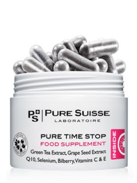 Pure Suisse Pure Time Stop Пищевая добавка