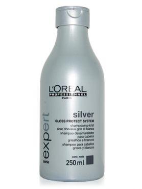 L'Oreal Serie expert Silver Шампунь для седых волос