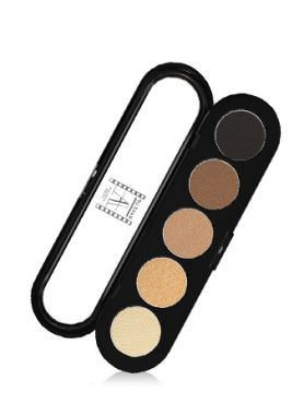 Make-Up Atelier Paris Palette Eyeshadows T03S Natural brown