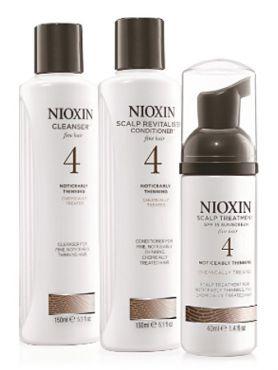 NIOXIN Система 4 для хим. обработанных волос