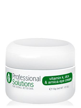 Professional Solutions Крем с витамином К и арникой