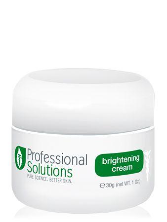 Professional Solutions Brightening Cream Осветляющий крем