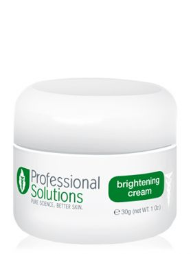 Professional Solutions Brightening Cream Осветляющий крем