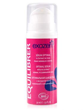 Exozen Оптимальная сыворотка с экстрактом фиги