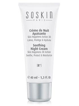SoSkin Soothing Night Cream Крем ночной Счастливая кожа