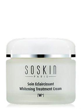 SoSkin-Paris Whitening Treatment Cream Осветляющий крем