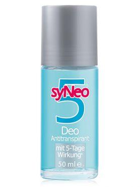 SyNeo 5 Дезодорант шариковый для женщин и мужчин