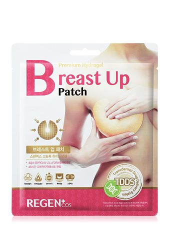 REGEN Breast Up Patch Патчи для кожи груди Пуш Ап