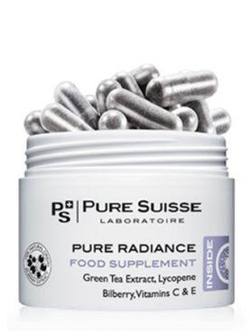 Pure Suisse Pure Radiance Пищевая добавка