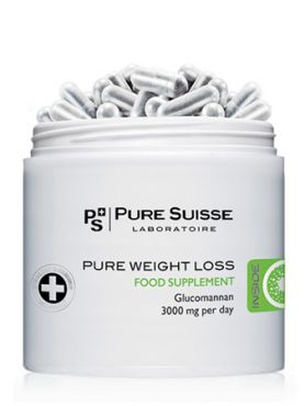 Pure Suisse Pure Weight Loss Капсулы для контроля веса
