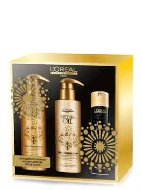 L'Oreal Mythic oil Набор
