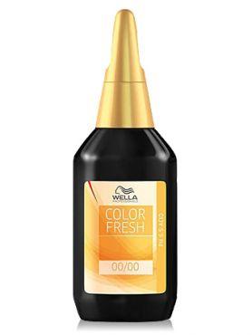 Wella Color Fresh Acid 5/07 Коричневый-натурально-коричневый