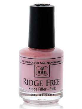 Inm Выравнивающая лечебная основа Ridgefiller розовая