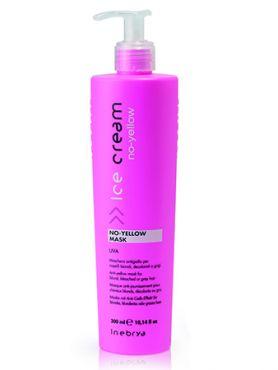Inebrya Color Маска антижелтая для осветленных и седых волос