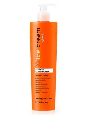 Inebrya Dry-T Кондиционер несмываемый для сухих и пористых волос